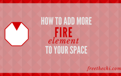 How and Why to Use the Fire Element in Your Home