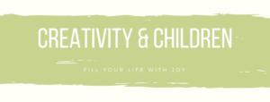 creativity and children area